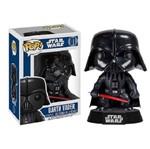 Ficha técnica e caractérísticas do produto Star Wars Darth Vader Pop Vinyl - Funko