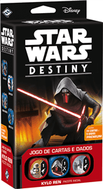 Ficha técnica e caractérísticas do produto Star Wars: Destiny - Pacote Inicial: Kylo Ren