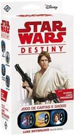 Ficha técnica e caractérísticas do produto Star Wars: Destiny - Pacote Inicial: Luke Skywalker