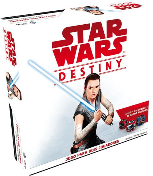 Ficha técnica e caractérísticas do produto Star Wars Destiny