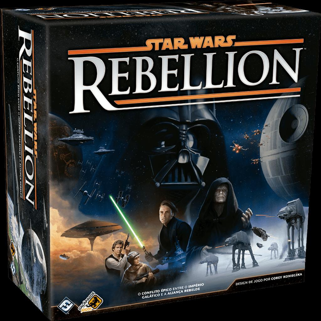 Ficha técnica e caractérísticas do produto Star Wars Rebellion