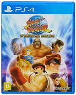 Ficha técnica e caractérísticas do produto Street Fighter - 30th Collection - PlayStation 4