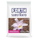 Ficha técnica e caractérísticas do produto Substrato para Orquídeas Forth 4 Kg