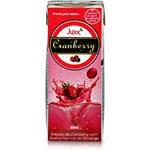 Ficha técnica e caractérísticas do produto Suco de Cranberry com Morango 200ml - Juxx