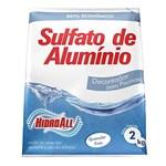 Ficha técnica e caractérísticas do produto Sulfato Alumínio 2Kg Hidroall