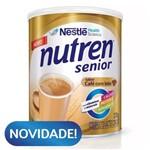Ficha técnica e caractérísticas do produto Suplemento Alimentar Nutren Senior Café com Leite 370g - Nestlé