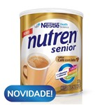 Ficha técnica e caractérísticas do produto Suplemento Alimentar NUTREN SENIOR Café com Leite 370g