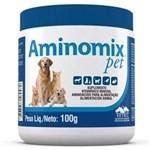 Ficha técnica e caractérísticas do produto Suplemento Aminomix Pet Pó 100 G