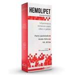 Suplemento Avert Hemolipet - 30 Comprimidos