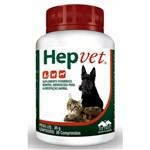 Ficha técnica e caractérísticas do produto Suplemento Hepvet 30 Comprimidos - Vetnil