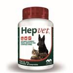 Ficha técnica e caractérísticas do produto Suplemento Hepvet 30 Comprimidos