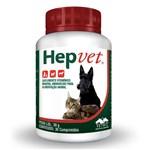 Ficha técnica e caractérísticas do produto Suplemento Hepvet para Cães Vetnil 30 Comprimidos