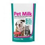 Ficha técnica e caractérísticas do produto Suplemento Substituto do Leite Materno Vetnil Pet Milk 100g