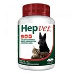 Ficha técnica e caractérísticas do produto Suplemento Vetnil Hepvet Comprimidos - 30 G