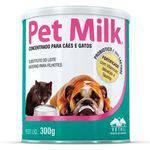 Suplemento Vetnil Substituto do Leite Materno Pet Milk - 300 G