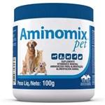 Ficha técnica e caractérísticas do produto Suplemento Vitamínico Aminomix Pet em Pó - 100g - Vetnil