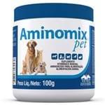Ficha técnica e caractérísticas do produto Aminomix Pet 100g - Vetnil