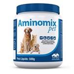 Ficha técnica e caractérísticas do produto Suplemento Vitamínico Aminomix Pet em Pó - 500g - Vetnil