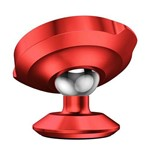 Suporte Celular Veicular Magnético 360º Baseus Vermelho