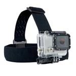 Ficha técnica e caractérísticas do produto Suporte de Cabeça Atrio Action Cam ES072 - Preto