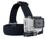 Ficha técnica e caractérísticas do produto Suporte De Cabeca Atrio Para Camera De Acao - Es072