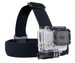 Ficha técnica e caractérísticas do produto Suporte de Cabeca para Camera de Acao - ATRIO - ES072 - Multilaser