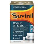 Ficha técnica e caractérísticas do produto Suvinil Acrílico Toque de Seda Premium 18 Litros Branco