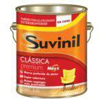 Ficha técnica e caractérísticas do produto Suvinil Látex Pva Clássica Premium 3,6 Litros