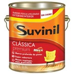 Ficha técnica e caractérísticas do produto Suvinil Látex Pva Clássica Premium 3,6 Lt Branco Neve - Suvinil
