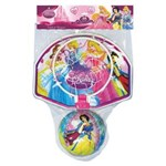 Ficha técnica e caractérísticas do produto Tabela Basquete Princesas - Líder Brinquedos
