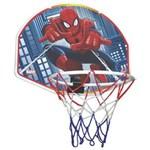 Ficha técnica e caractérísticas do produto Tabela de Basquete + Bola de Vinil Spiderman - Líder Brinquedos 2048 - Único