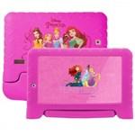 Ficha técnica e caractérísticas do produto Tablet 7 Disney Princess Plus NB281 - Multilaser