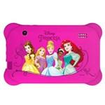 Ficha técnica e caractérísticas do produto Tablet Disney Princesas Nb239 Multilaser