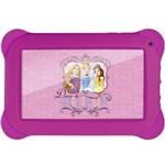 Ficha técnica e caractérísticas do produto Tablet Infantil Disney Princesas Multilaser NB239