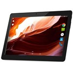"Tablet Multilaser M10A Dual Chip 3G Android 6.0 Tela 10"" 16GB Câmera 5MP - NB253 - Preto"