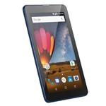 Tablet Multilaser M7 3G Plus Quad Core 1GB RAM Camera Tela 7 Memoria 8GB Dual Chip Azul - NB270