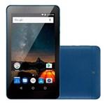 """Ficha técnica e caractérísticas do produto Tablet Multilaser M7-S NB274, 7"""", Android 7.0, 8GB - Azul"""