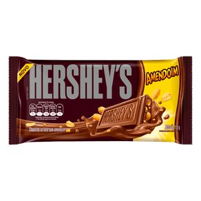 Tablete de Chocolate Hershey´s Amendoim 110g