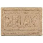 Ficha técnica e caractérísticas do produto Tapete de Banheiro Relax Bege
