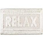 Ficha técnica e caractérísticas do produto Tapete de Banheiro Relax Branco