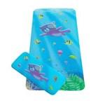 Ficha técnica e caractérísticas do produto Tapete Infantil de Banheiro Antiderrapante Clevamama- Urso