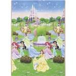 Ficha técnica e caractérísticas do produto Tapete Recreio Princesas Disney 120x180 | Jolitex