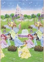 Ficha técnica e caractérísticas do produto Tapete Recreio Princesas Disney 120x180 Jolitex