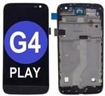 Tela Touch Screen Display LCD Motorola Moto G4 Play Preto