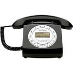 Telefone com Fio Intelbras TC8312 Preto