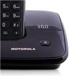 Telefone DECT Sem Fio Identificador de Chamadas Viva-Voz Auri 3000 Motorola