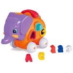 Telefone Elefante Feliz Calesita 0709
