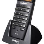 Telefone S/ Fio C/ Identificador de Chamdas, Viva-Voz e Display Iluminado TS60C - Intelbras + Ramal S/ Fio C/ Identifica...