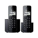 Telefone Sem Fio Panasonic Kx-tgb112 Lbb com Ramal