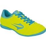 Tênis Topper Indoor Slick Verde Neon/Azul